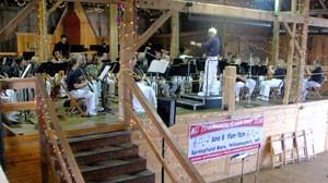 BSB on Maryland Community Band Day, Williamsport, MD