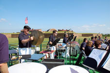 BSB Plays at Ft McHenry